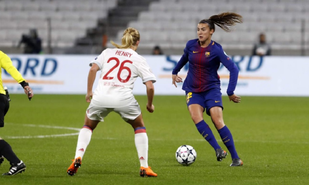 Fora de casa, Barcelona sofre derrota para Lyon na Champions