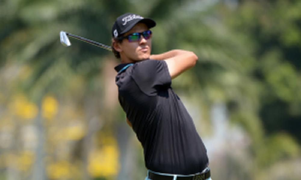 Rafael Becker disputa torneio de estreia do PGA TOUR LA - CBG