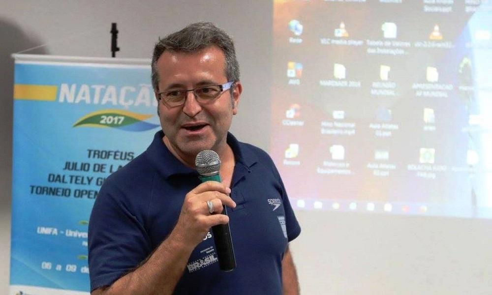 FINA aprova realização de clínicas com Ricardo Prado