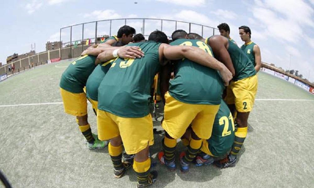 Seleção masculina é convocada para os Jogos Sul-Americanos