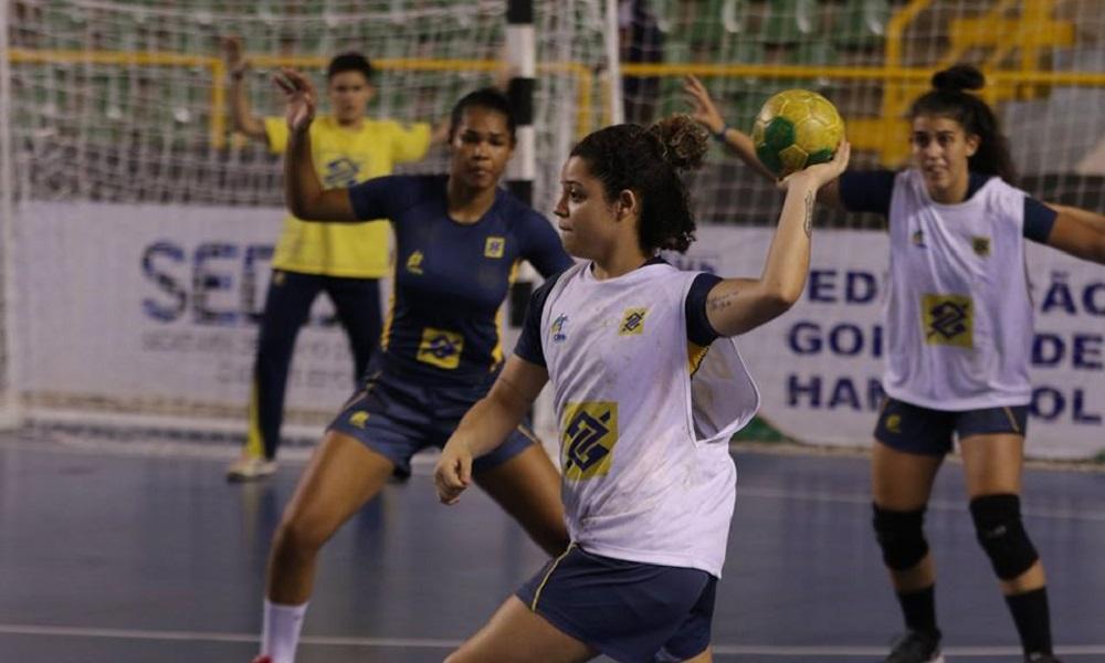 Urugai X Brasil - Pan-Americano Júnior