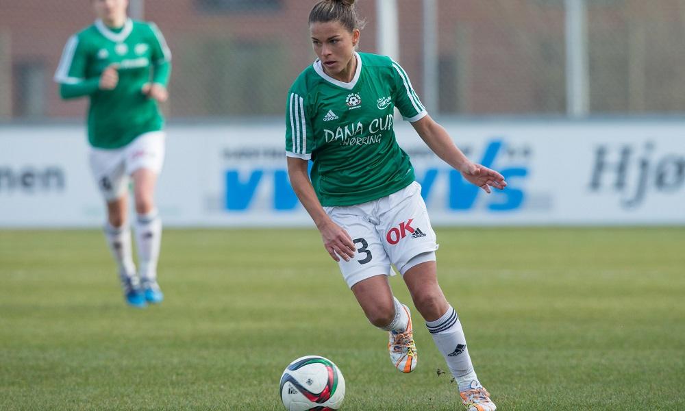 Tamires marca dois e Fortuna Hjorring goleia no Dinamarquês