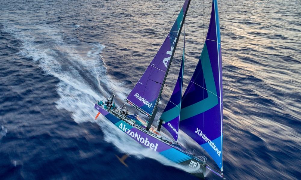 Volvo Ocean Race larga para o Brasil neste fim de semana