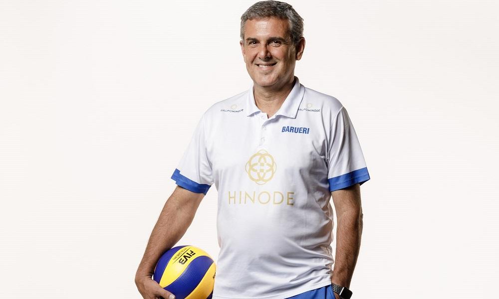 Zé Roberto é eleito melhor técnico no Prêmio Brasil Olímpico