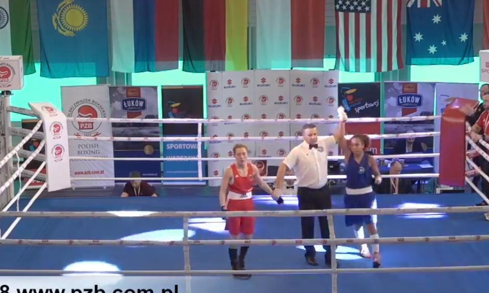 Graziele de Jesus- boxe - categoria até 51kg - Jogos Olímpicos de Tóquio