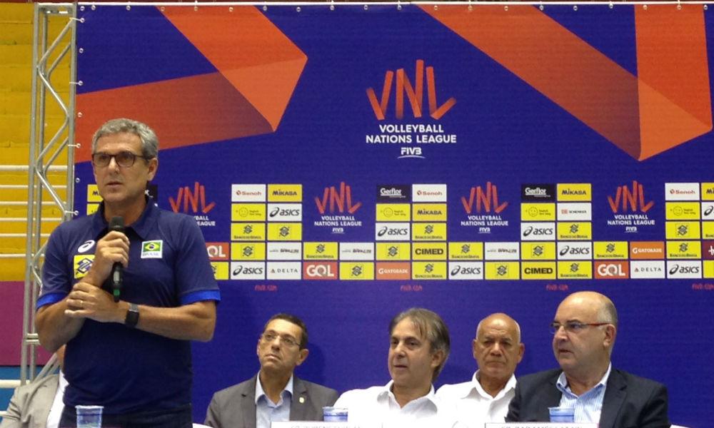 Barueri será a sede brasileira na Liga das Nações feminina d526ab11e1e79
