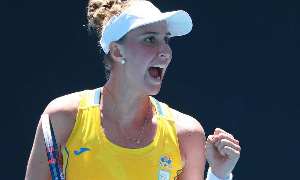 Bia Haddad Maia volta ao circuito no WTA de Praga