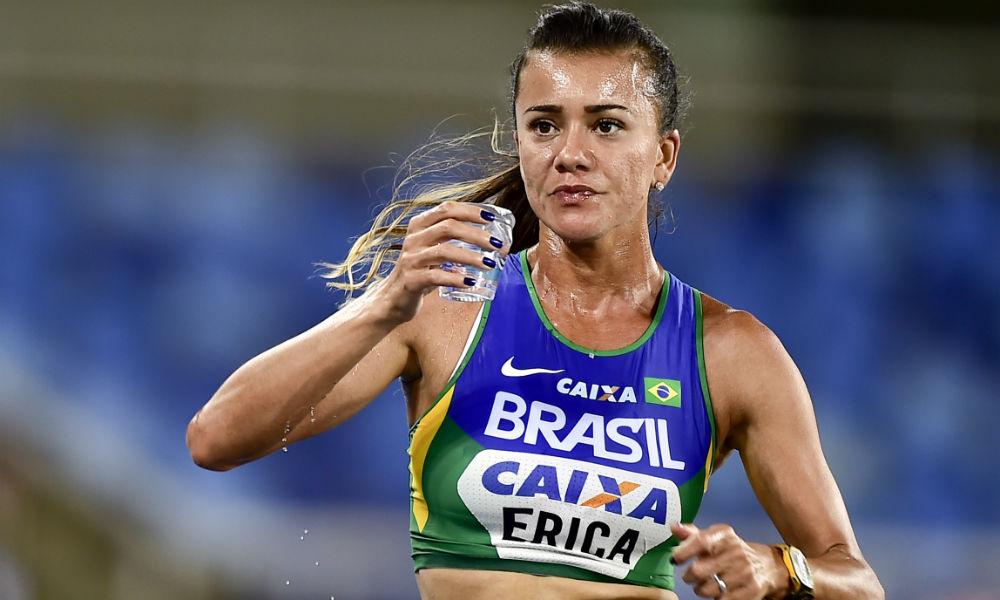 Erica Sena fica em 4º lugar no Mundial de Marcha Atlética