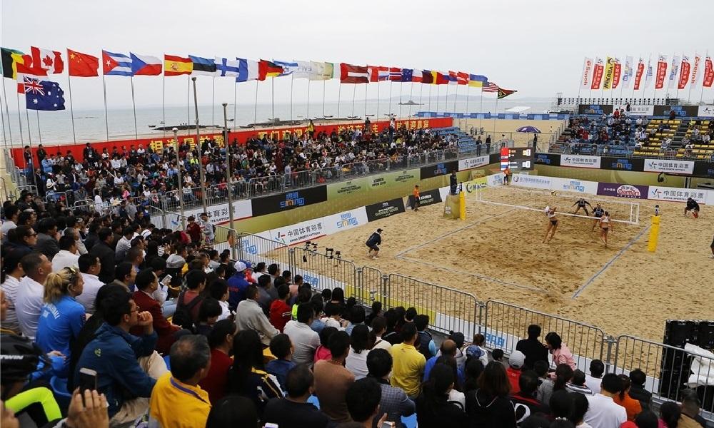 Etapa de Xiamen é o próximo desafio de duplas brasileiras