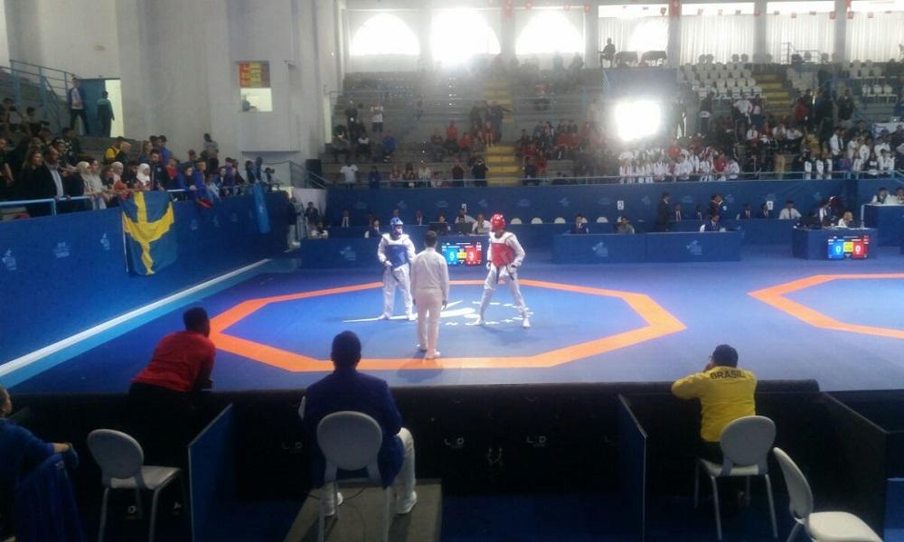Patrik Pereira conquista bronze no Mundial Júnior de Taekwondo