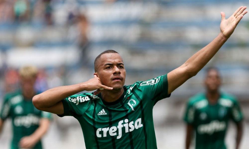 Palmeiras e Grêmio empatam em 3 a 3 pelo Brasileiro Sub-20
