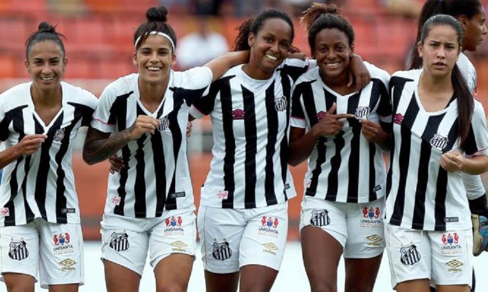 Sereias da Vila estreiam no Brasileirão contra o Flamengo