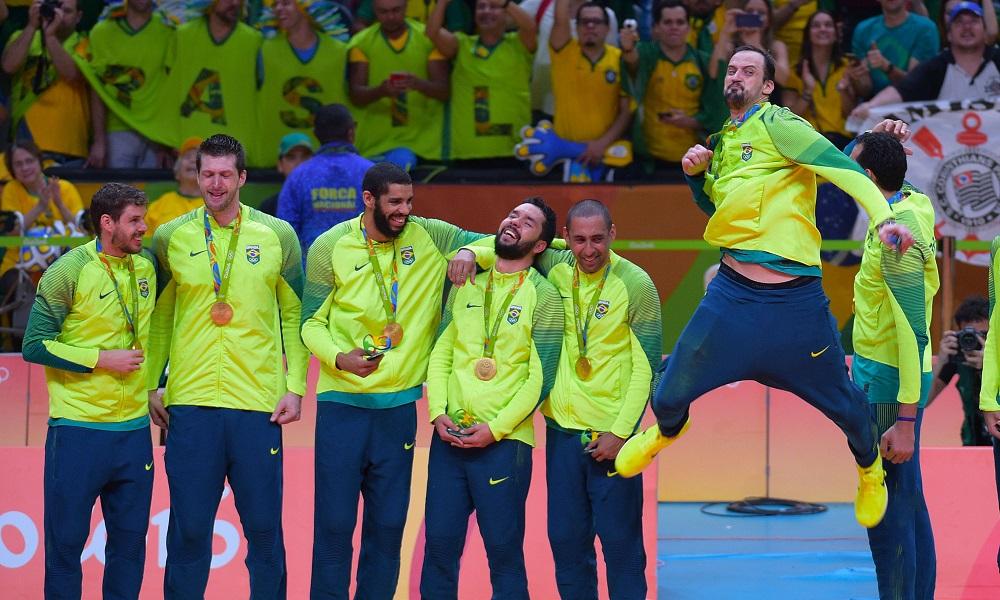 Minha medalha - Serginho relembra ouros olímpicos