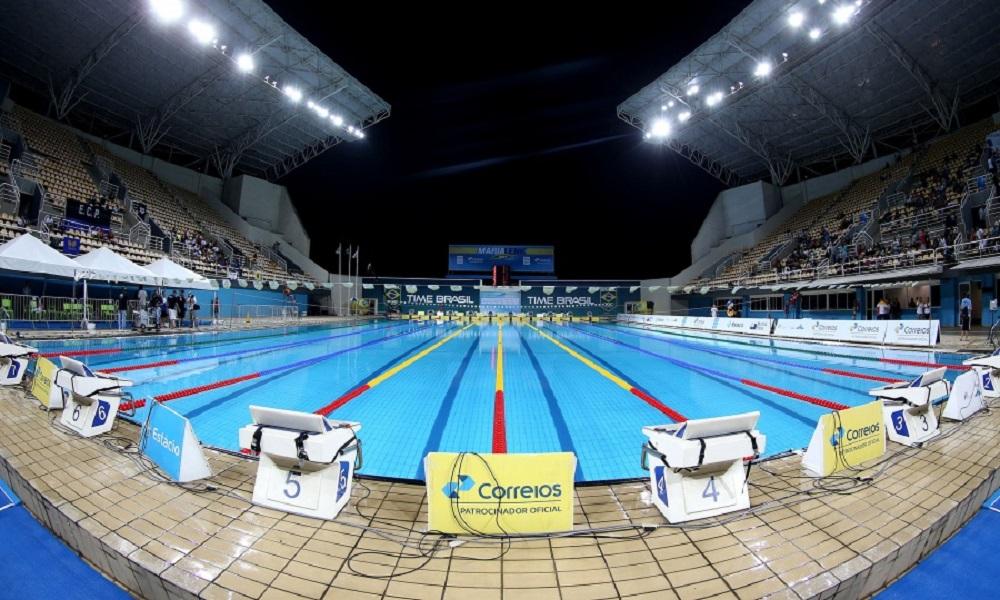 Com campeões olímpicos, Maria Lenk acontece no Rio de Janeiro