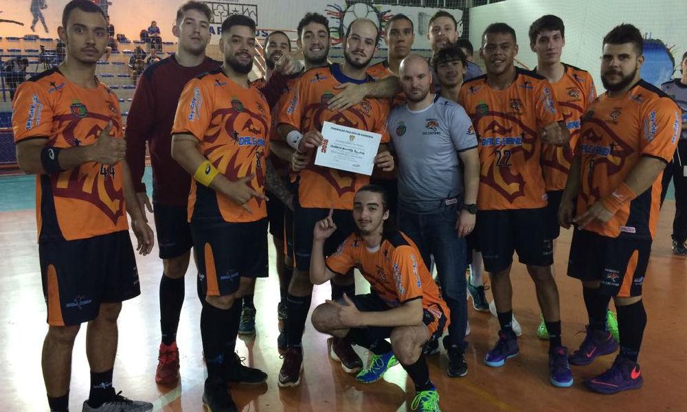 Hebraica e Guarulhos empatam pela Taça Estado São Paulo
