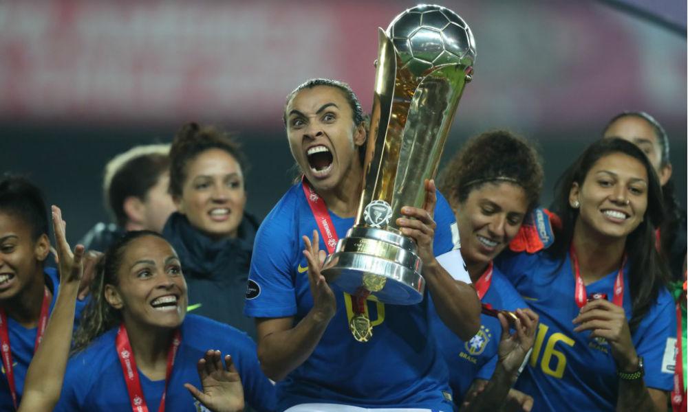 Conheça mais sobre  Marta, rainha e melhor jogadora da história do futebol feminino e que representará o Brasil nos Jogos Olímpicos de Tóquio 2020