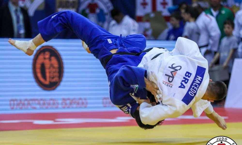 Rafael Macedo - peso médio - Olimpíada Tóquio 2020