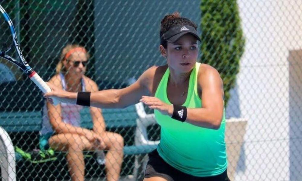 Rebeca Pereira vai à final de duplas do ITF de Villa Del Dique