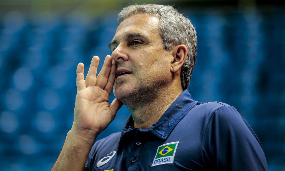 """José Roberto: """"Estamos no bolo para brigar pelo título Mundial"""""""