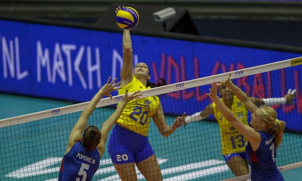 Maiores pontuadoras comentam vitória brasileira sobre a Sérvia