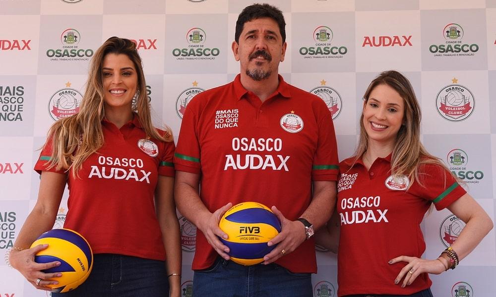 Osasco anuncia novo patrocínio para continuidade na temporada