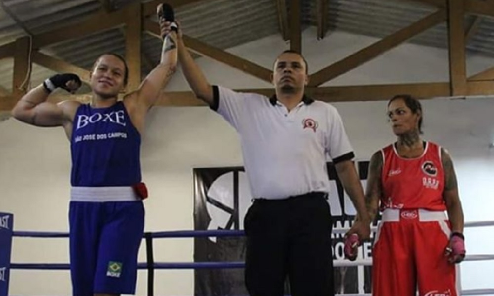 Aposta do boxe, Bia Ferreira comenta sonho para Tóquio 2020