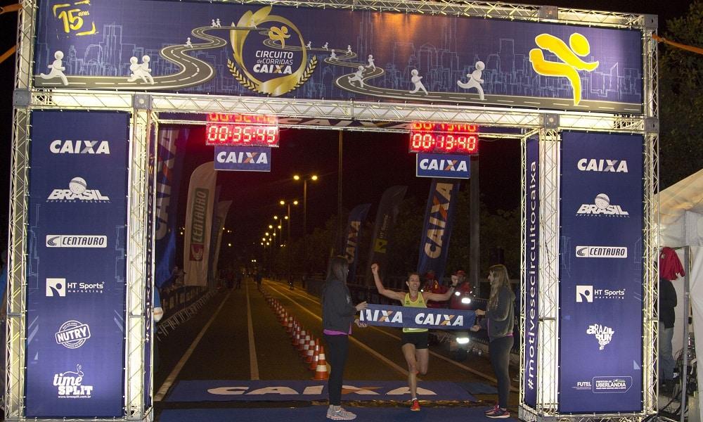 Circuito de Corridas conhece campeões em prova noturna