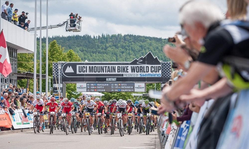 Brasileiros ficam fora do Top 15 na etapa de Albstadt