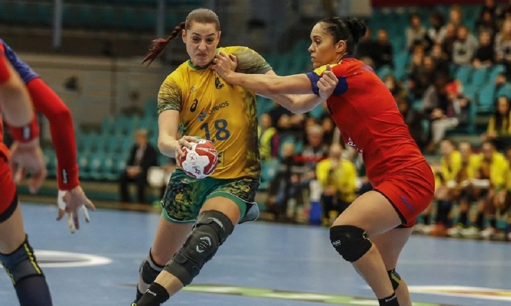 Duda Amorim não disputará os Jogos Sul-Americanos de 2018