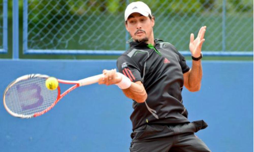 Na Argentina, Fernando Romboli cai na semifinal de duplas
