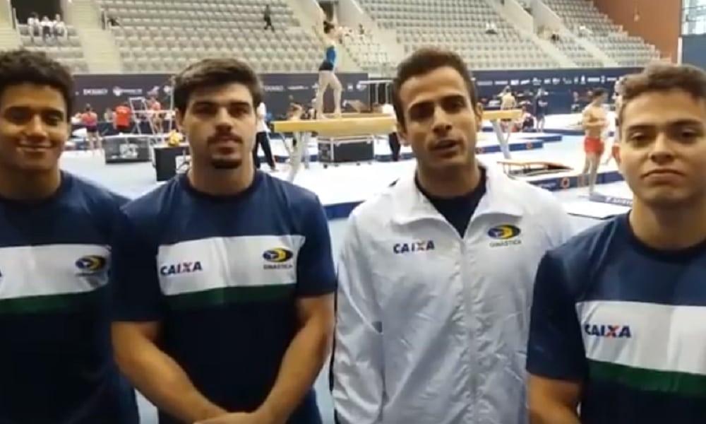 Brasileiros não se classificam no 1º dia da Etapa de Osijek