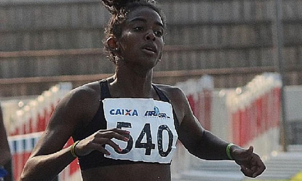 Giovana Rosália faz índice nos 400 m para o Mundial Sub-20
