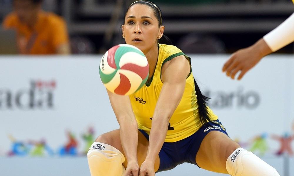 Jaqueline - seleção brasileira
