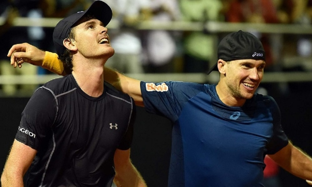Soares e Murray sofrem derrota na semi do Masters 1000 de Roma