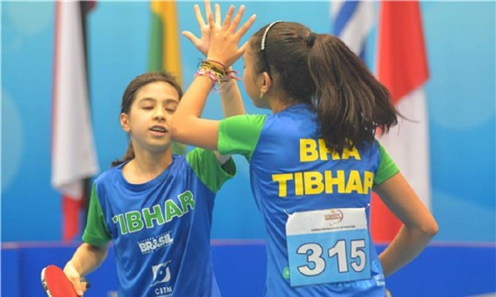 Brasil é campeão sul-americano mirim feminino por equipes
