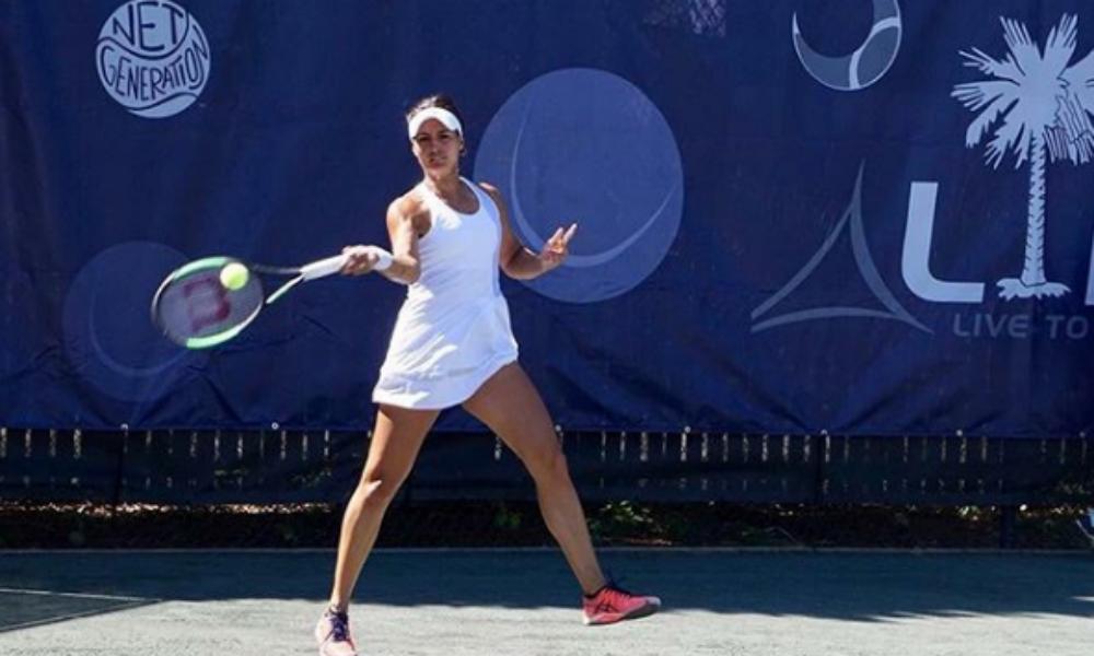 Paula Gonçalves cai no simples e nas duplas do ITF de Osprey