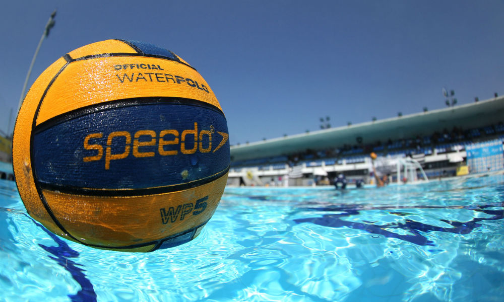 Brasil Open liga nacional polo aquático Sesi-sp