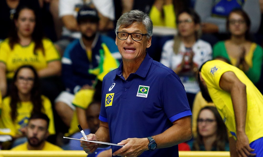 Renan está suspenso do jogo entre Brasil e Estados Unidos