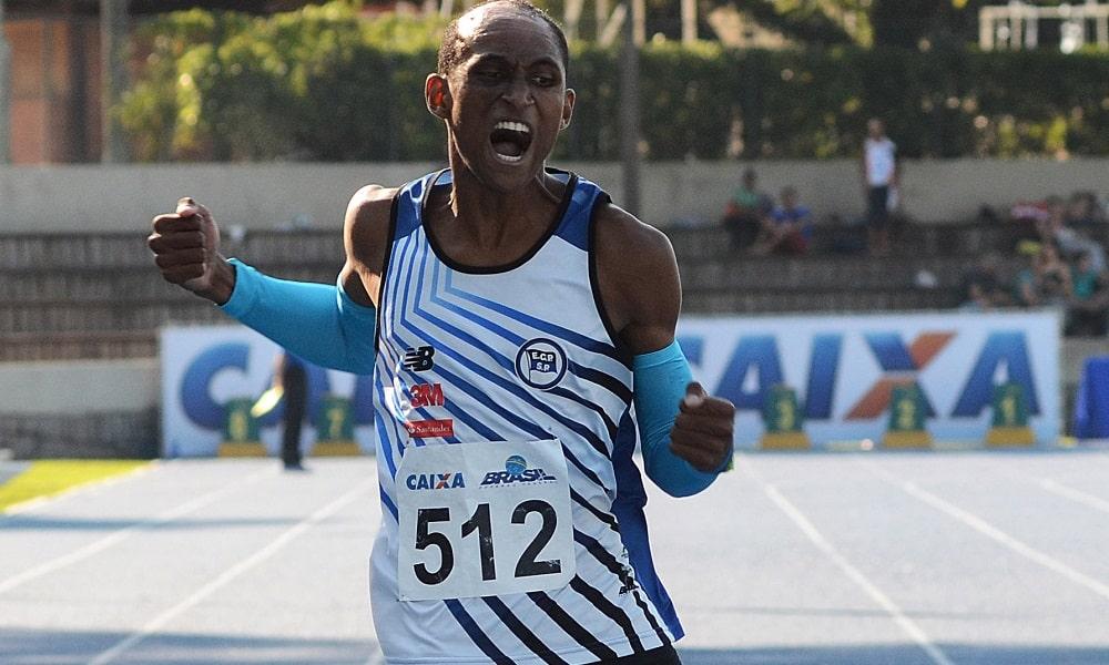 Alison dos Santos Atletismo