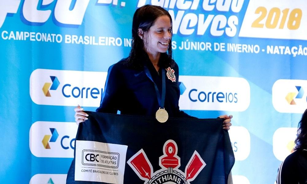 Corinthians é campeão do Brasileiro Interclubes Júnior