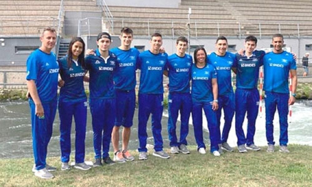 Brasil disputa Copa do Mundo de Canoagem Slalom na Eslováquia