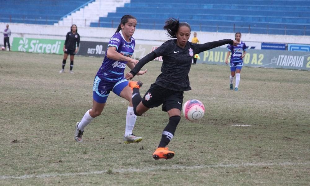 Fora de casa, Corinthians domina jogo e vence Taubaté