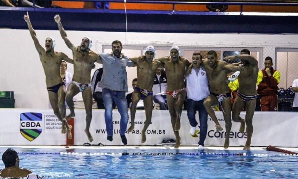 Fluminense é bicampeão do Brasil Open de Polo Aquático