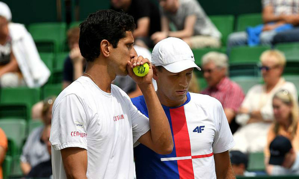 No US Open, Marcelo Melo chega à quarta final de Grand Slam