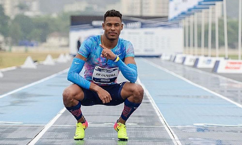Paulo André conquista medalha de bronze em Samorin