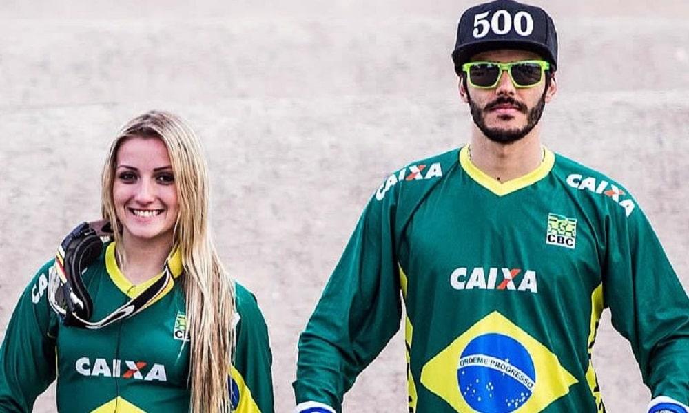 Priscilla Stevaux e Renato Rezende chegam confiantes ao Mundial