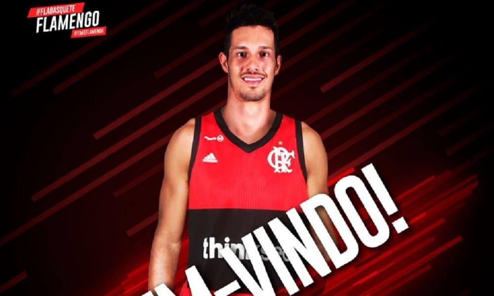 Pivô Rafael Mineiro reforça Flamengo na próxima temporada