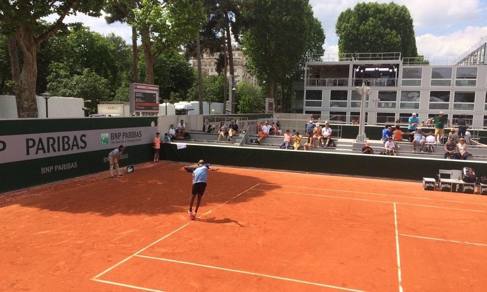 João Lucas e Mateus vencem na estreia em Roland Garros