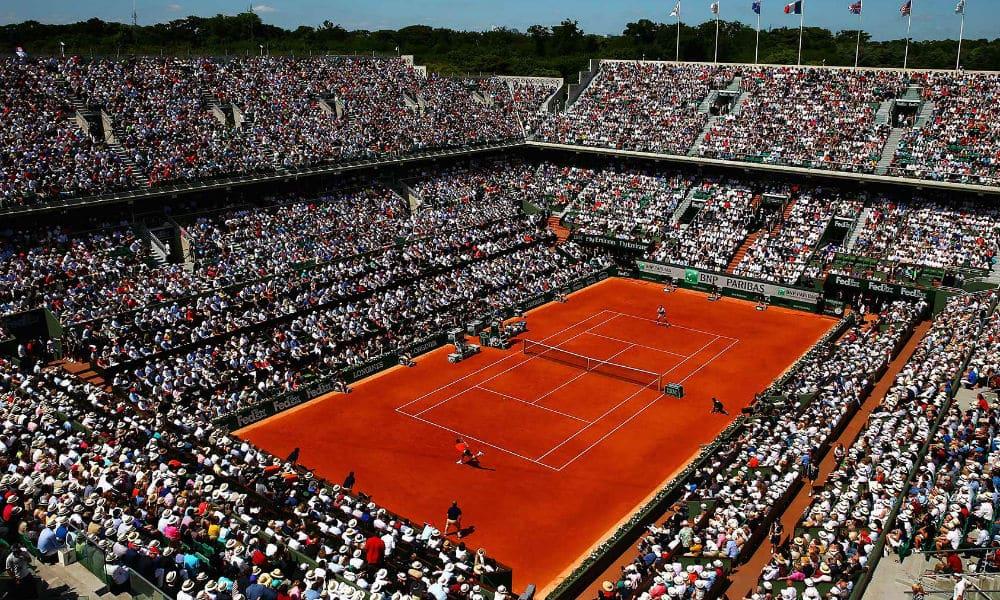 Roland Garros público ingressos