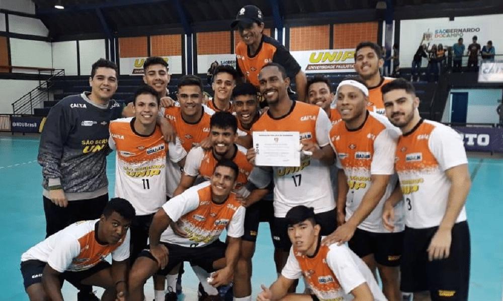 Guarulhos, Taubaté e Hebraica vencem na Taça Estado São Paulo